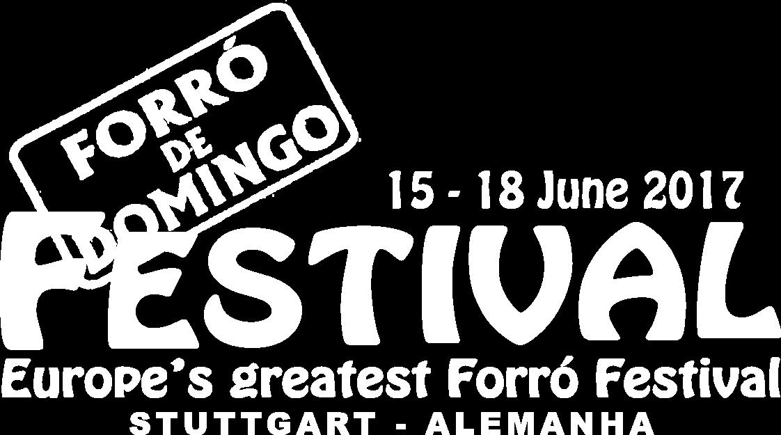 Forró de Domingo Festival
