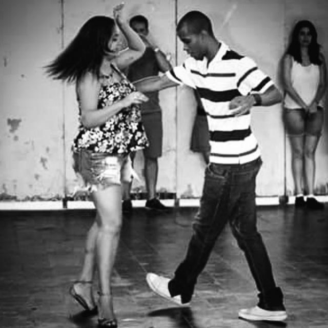 Hugo Silva & Aline Souza