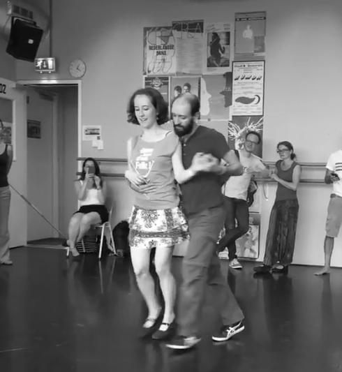 Imagem de Ricardo Ambrosio & Sarah Collings - Forró de Domingo Festival